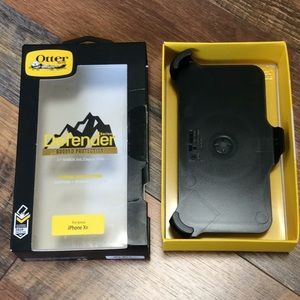 NWB Otter Box iPhone XR carrying holder